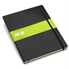 Moleskine XLarge Soft Plain Notebook