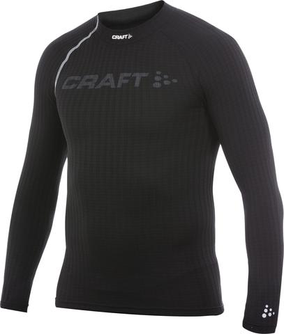 Термобелье Рубашка Craft Active Extreme Black мужская