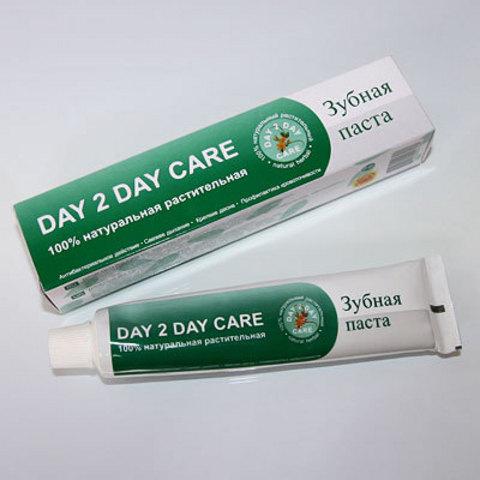 Аюрведическая зубная паста Зелёная, 100 г D2D
