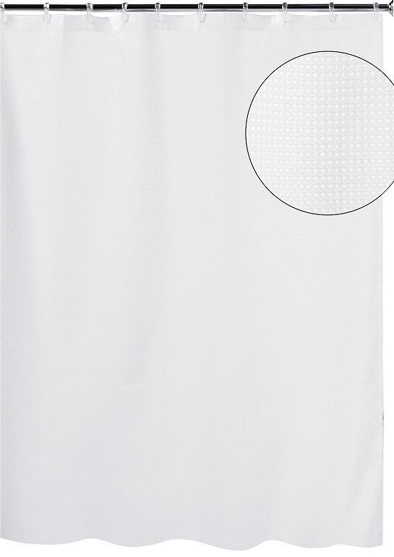 Элитная шторка для ванной Chenille от Creative Bath