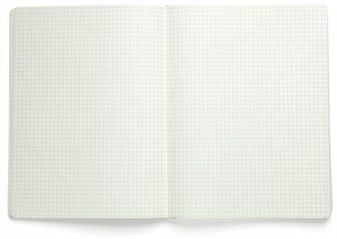 Moleskine XLarge Soft Squared Notebook