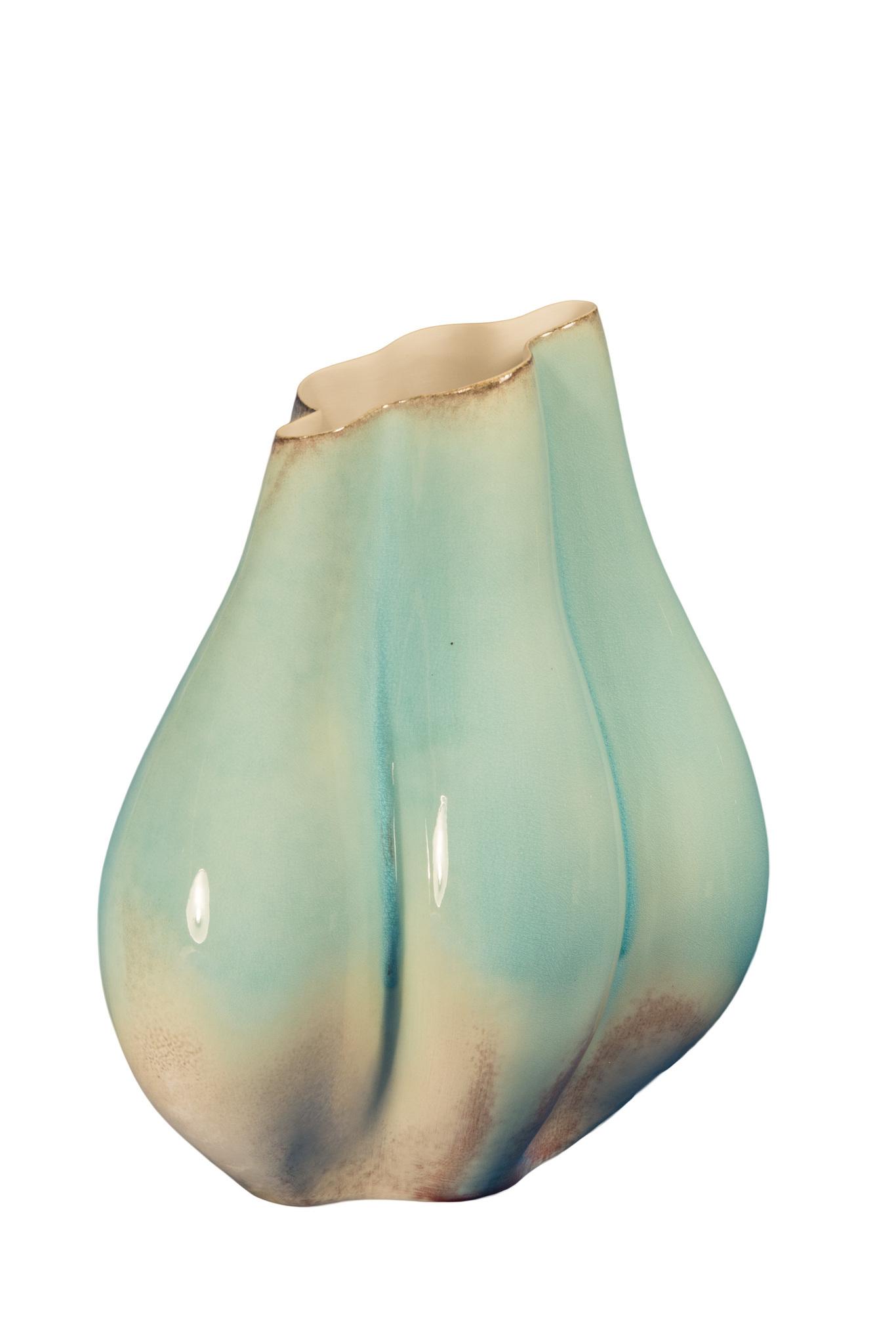 Вазы настольные Элитная ваза декоративная Paradise высокая от S. Bernardo vaza-dekorativnaya-vysokaya-paradise-ot-s-bernardo-iz-portugalii.jpg