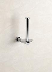 Держатель туалетной бумаги вертикальный 85352CR Ribbed от Windisch