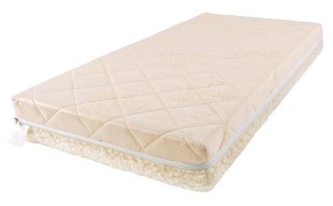 Детский матрас класса Люкс BabySleep BioForm Cotton