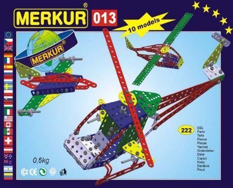 Merkur M-013 Металлический конструктор Вертолет