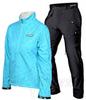 Женский лыжный утепленный костюм Mormaii Grassi Lake Blue FAMW02
