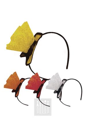 Фото Ободок со шляпкой рисунок Аксессуары для костюма, чтобы ваши праздники стали разнообразнее при меньших расходах на покупку нарядов!