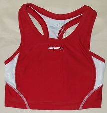 Топ CRAFT TRACK AND FIELD SPORT TOP red