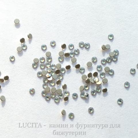 2058 Стразы Сваровски холодной фиксации Crystal Moonlight ss 5 (1,8-1,9 мм), 20 штук