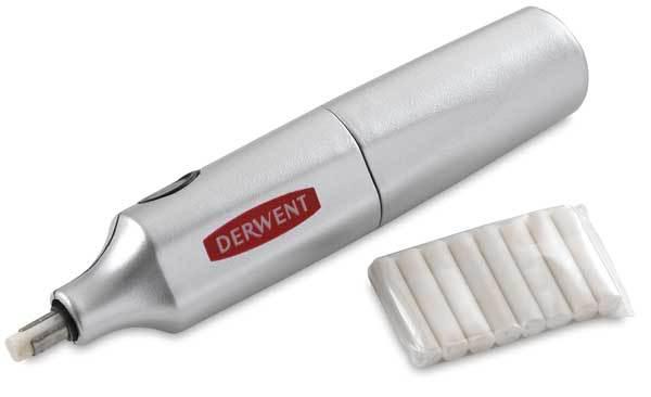 Электрическй ластик Derwent