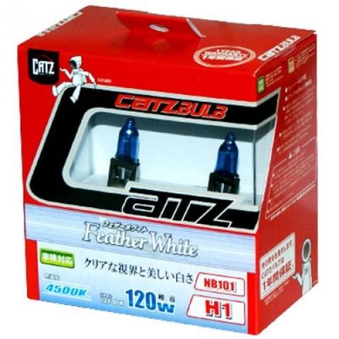 Газонаполненные лампы CATZ H1 NB101 (4500К)