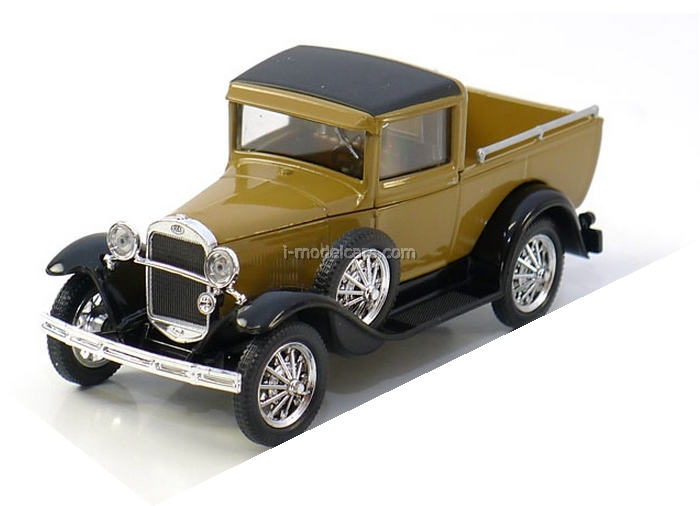 GAZ-4 Pickup 1932-1936 cream 1:43 Nash Avtoprom