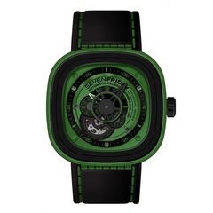 Наручные часы SEVENFRIDAY P1-05 Green