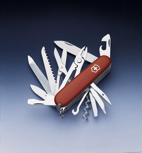 Швейцарский нож Victorinox Handyman красный (1.3773)