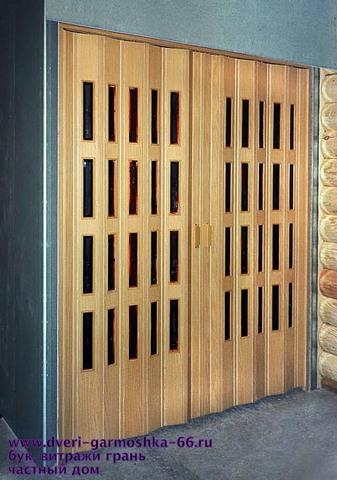 раздвижные пластиковые двери