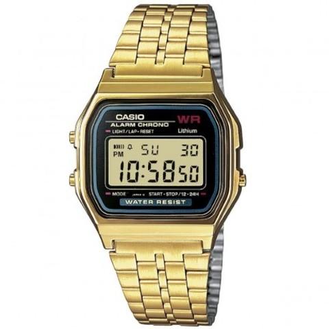 Купить Наручные часы Casio A-159WGA-1DF по доступной цене