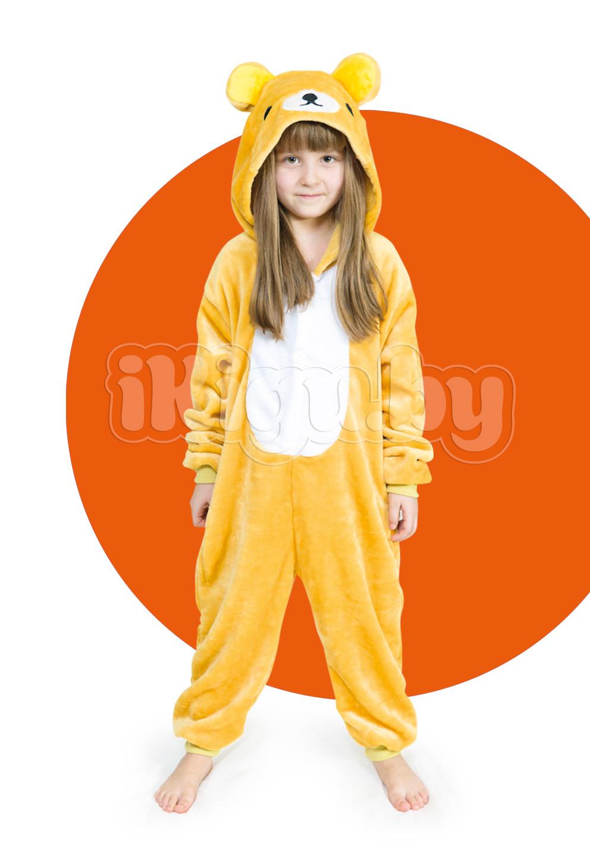 """Детские пижамы кигуруми """"Мишка"""" (Медведь) детки_мишка.jpg"""