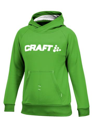 Толстовка Craft Flexhood детская green