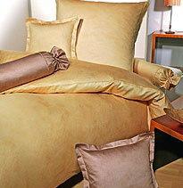 Элитный пододеяльник Fondo коричневый от Elegante