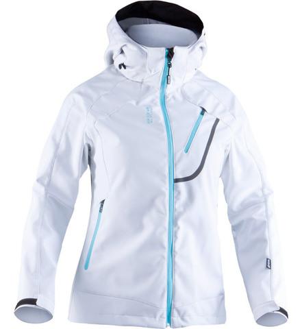 Куртка лыжная 8848 Altitude - Mica Softshell Jacket женская white