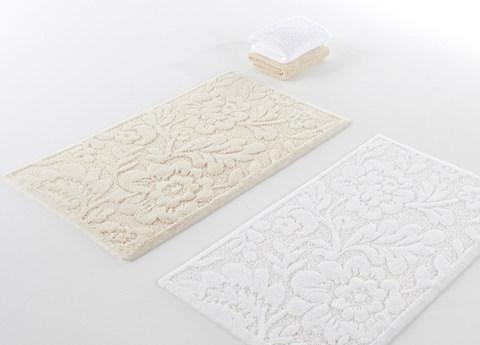 Элитный коврик для ванной Brighton 100 белый от Abyss & Habidecor