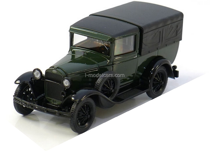 GAZ-4 Pickup 1932-1936 dark green 1:43 Nash Avtoprom