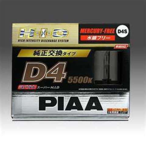Ксеноновые лампы PIAA D4R HH78 (5500K)