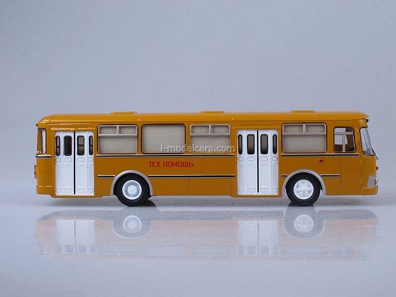 LIAZ-677M technical assistance Soviet Bus 1:43