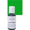 Краска краситель гелевый LEAF GREEN 111, 21 гр