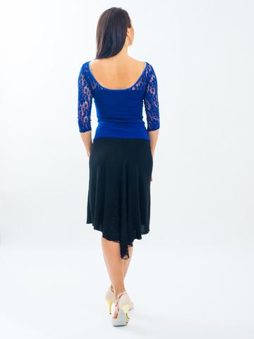 Блуза для танцев арт.121/1