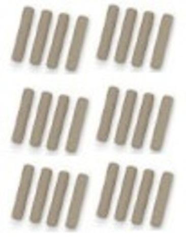 Сменный ластик твердый для Denkeshi Skylite, 30 шт (коричневый)