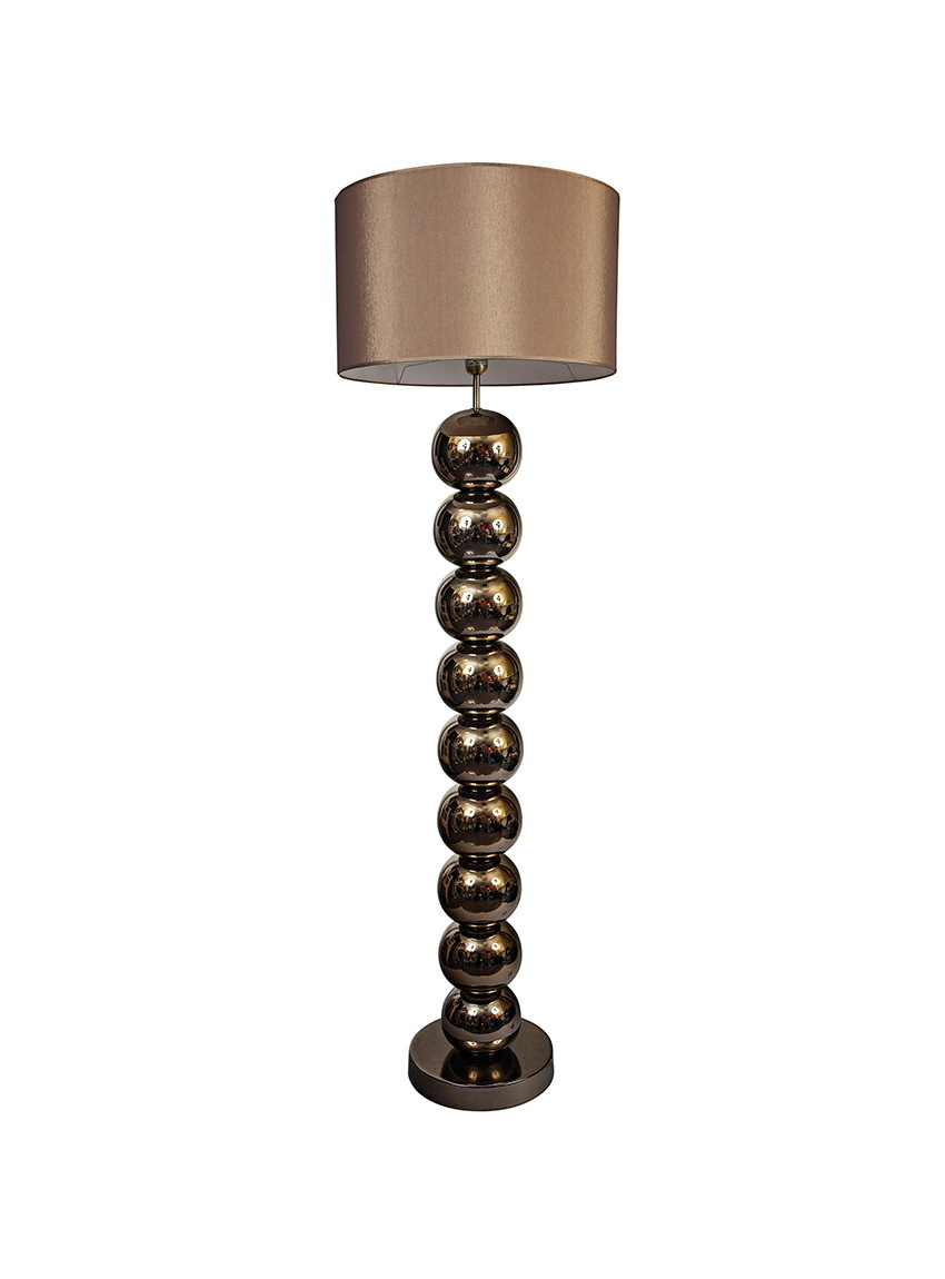 Элитная лампа напольная Gold золотая от Sporvil