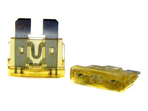 Предохранитель с диодной индикацией разрыва (100шт.) Carax CRX-712xx
