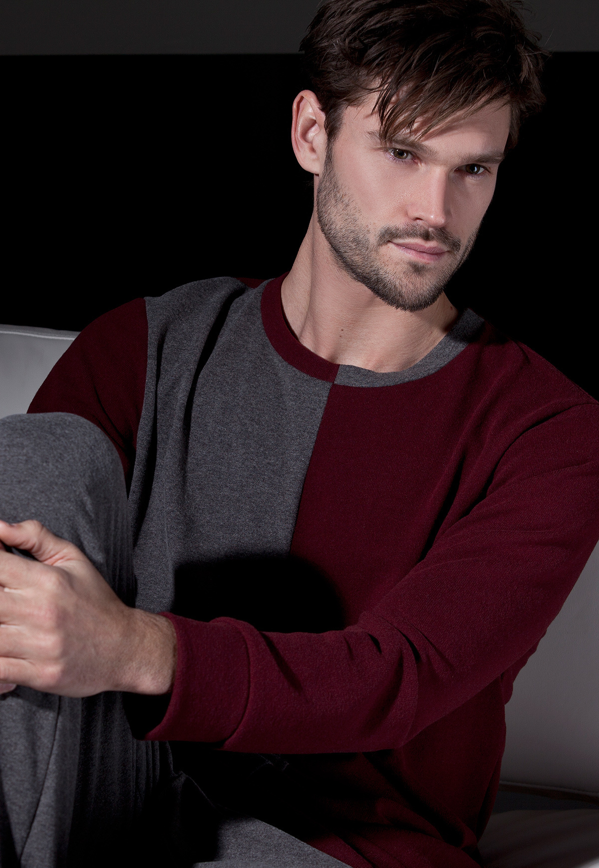 Теплый мужской домашний костюм Verdiani (Домашние костюмы и пижамы)