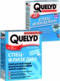 QUELYD Клей обойный СПЕЦ-ФЛИЗЕЛИН 450г