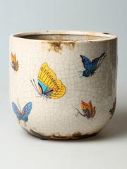 Шамотная ваза WB 110017 L