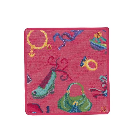 Элитная салфетка шенилловая Cosas Locas 133 pink от Feiler