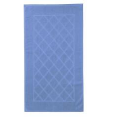 Элитный коврик для ванной Dreams steel blue от Vossen