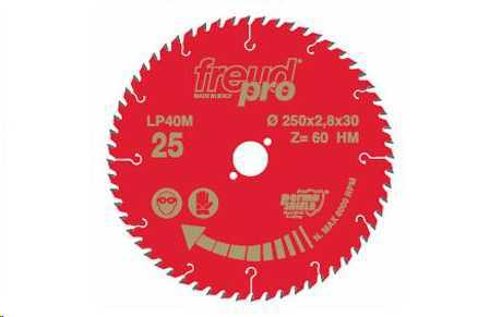 Диск пильный по дереву Freud LP40M014 23275