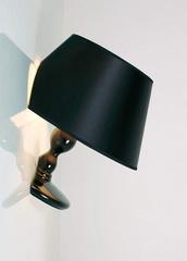 бра Titanic настенный светильник черный