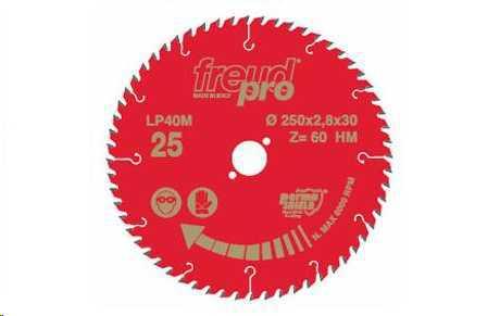 Диск пильный по дереву Freud LP40M011 23276