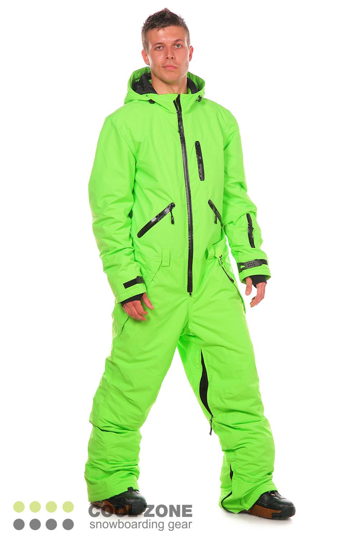 Сноубордический комбинезон мужской Cool Zone 2214