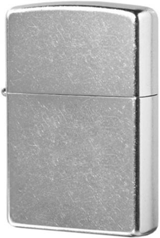 Купить Зажигалка Zippo Street Chrome 207 по доступной цене