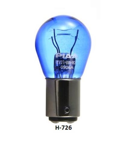 Лампа PIAA P21W (S25) H-725 (4250К)