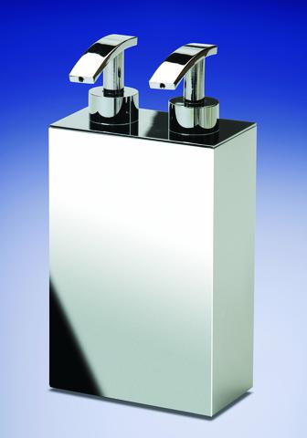 Дозатор настольный двойной 90104CR Metal Lineal от Windisch