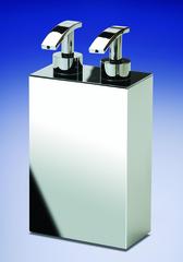 Дозатор настольный двойной Windisch 90104CR Metal Lineal