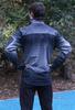 Лыжная утепленная куртка Mormaii мужская black grafite
