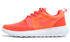 Кроссовки Женские Nike Roshe Run Material All Coral
