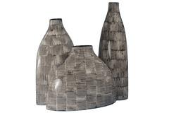 Элитная ваза декоративная Dress Code высокая от S. Bernardo