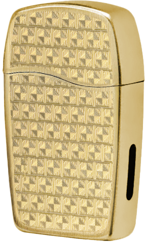 Купить Зажигалка Zippo Blu, Golden Hologram 30033 по доступной цене